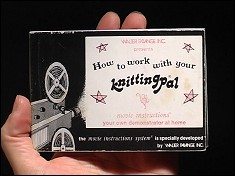 How to work with your Knittingpal - un flipbook anonyme