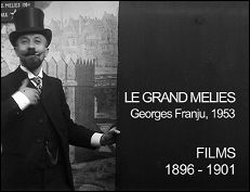 DVD 1 : FILMS 1896 - 1901 - photographie extraite du menu du DVD