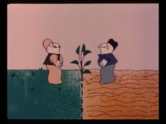 THE APPLE TREE (Derakht-e sib) Director : Parviz Naderi (1982) - image