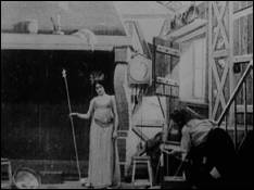 Cinderella (1899) - a film by Georges MÉLIÈS - picture