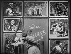 The hilarious posters (1906) - a film by Georges MÉLIÈS - picture