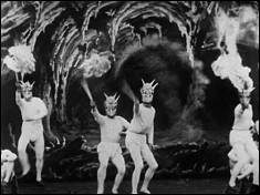 The infernal Cake Walk (1903) - a film by Georges MÉLIÈS - picture