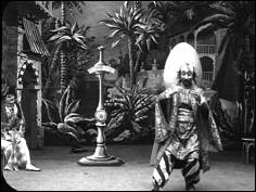 An indian sorcerer (1908) - a film by Georges MÉLIÈS - picture