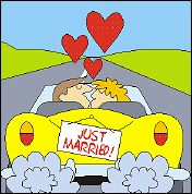 JUST MARRIED ! - A flip-book and its greetings card (Germany - 2007) - image 2