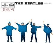 BEATLES Album cover : Help (1965)
