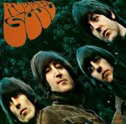 BEATLES Album cover : Rubber Soul (1965)