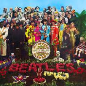 BEATLES Album cover : Sgt. Pepper's Lonely Hearts Club Band (1967)