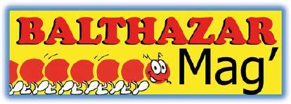 Balthazar le mille-pattes - dessin de Jac L