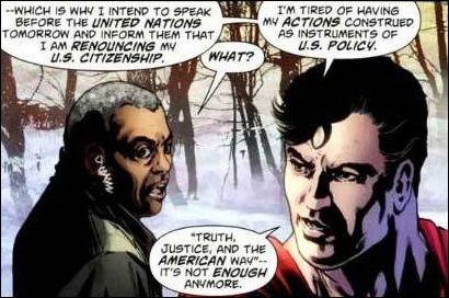 Vignette de la BD SUPERMAN
