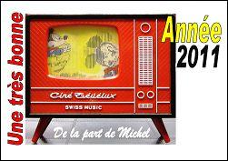 VOEUX 2011 de Michel GASQUI (France)