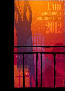 Voeux de l'année 2012 par AFCA (France)