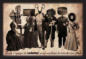 Voeux de l'année 2012 par CELLOFAN (France)