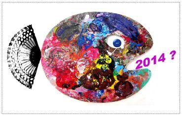 Voeux de l'année 2014 par Michel GASQUI (France)