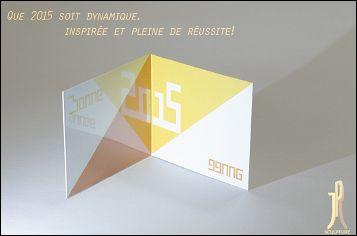 Voeux de l'année 2015 par Jean-Paul RIVIERE (France)